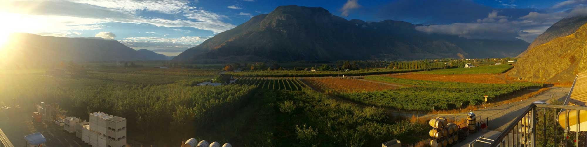 Similkameen Wine Growing Country