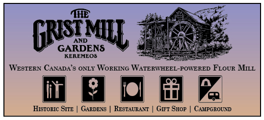 The Grist Mill and Gardens