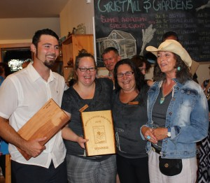 Grist Mill with Corcelettes - Similkameen BBQ King Winner
