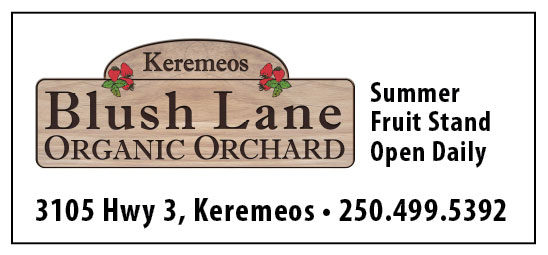 Blush Lane Organic Orchard